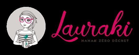 Lauraki maman zéro déchet